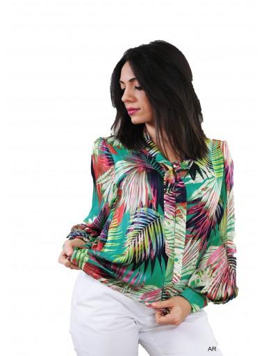 Camicia-Blusa Fantasia